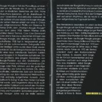 Swinging Boogie Woogie Konfekt – Booklet – 2-3