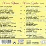 Wiener Charme – Wiener Lieder, Folge 1 – 2