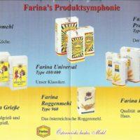 Farina – 2-3