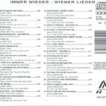 Immer wieder Wiener Lieder – 4