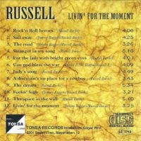 Livin For The Moment – Booklet – 8