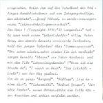 Unvergesslicher Hans Lang, Folge 1 – 4