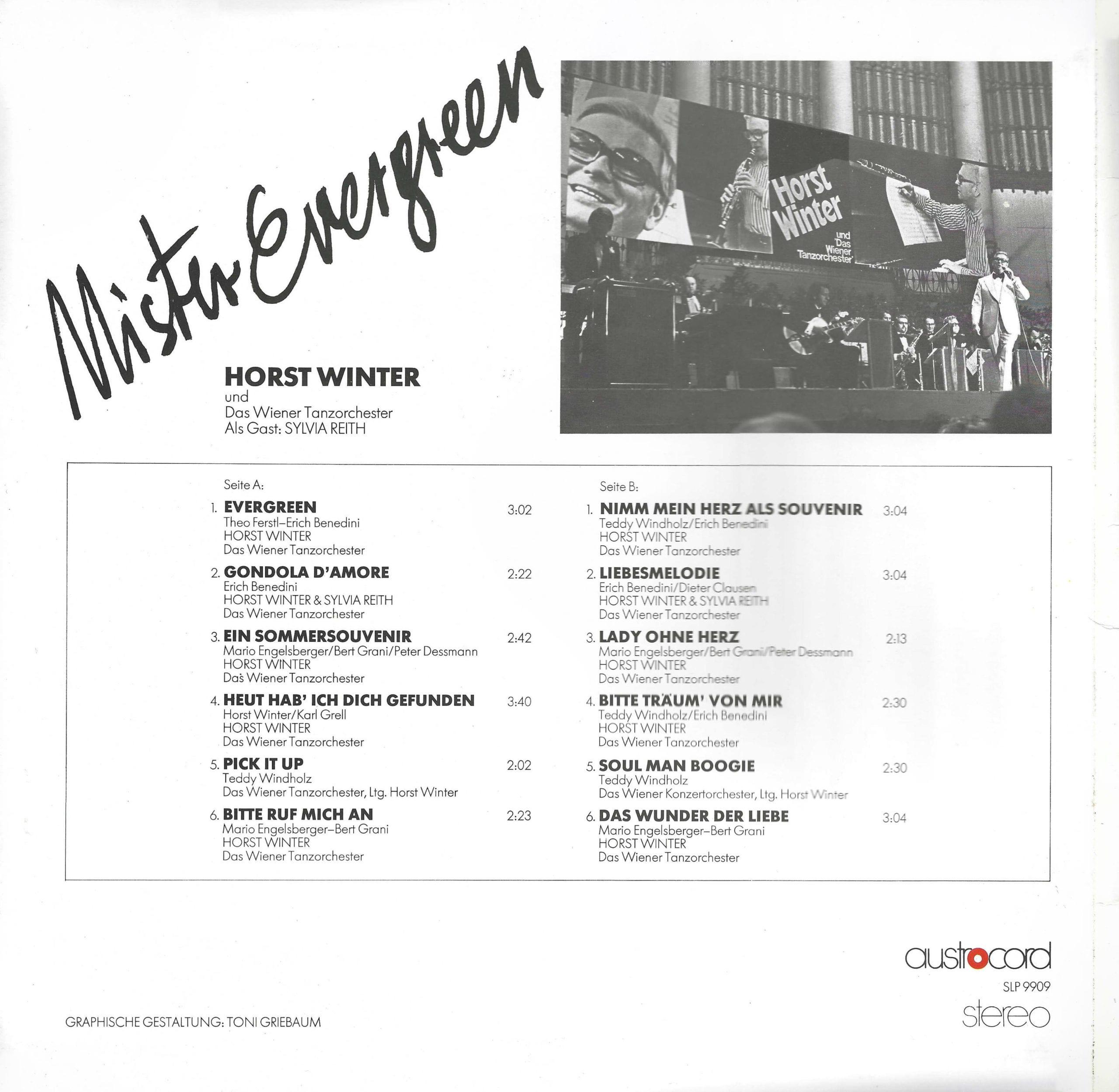 Mister Evergreen – 2