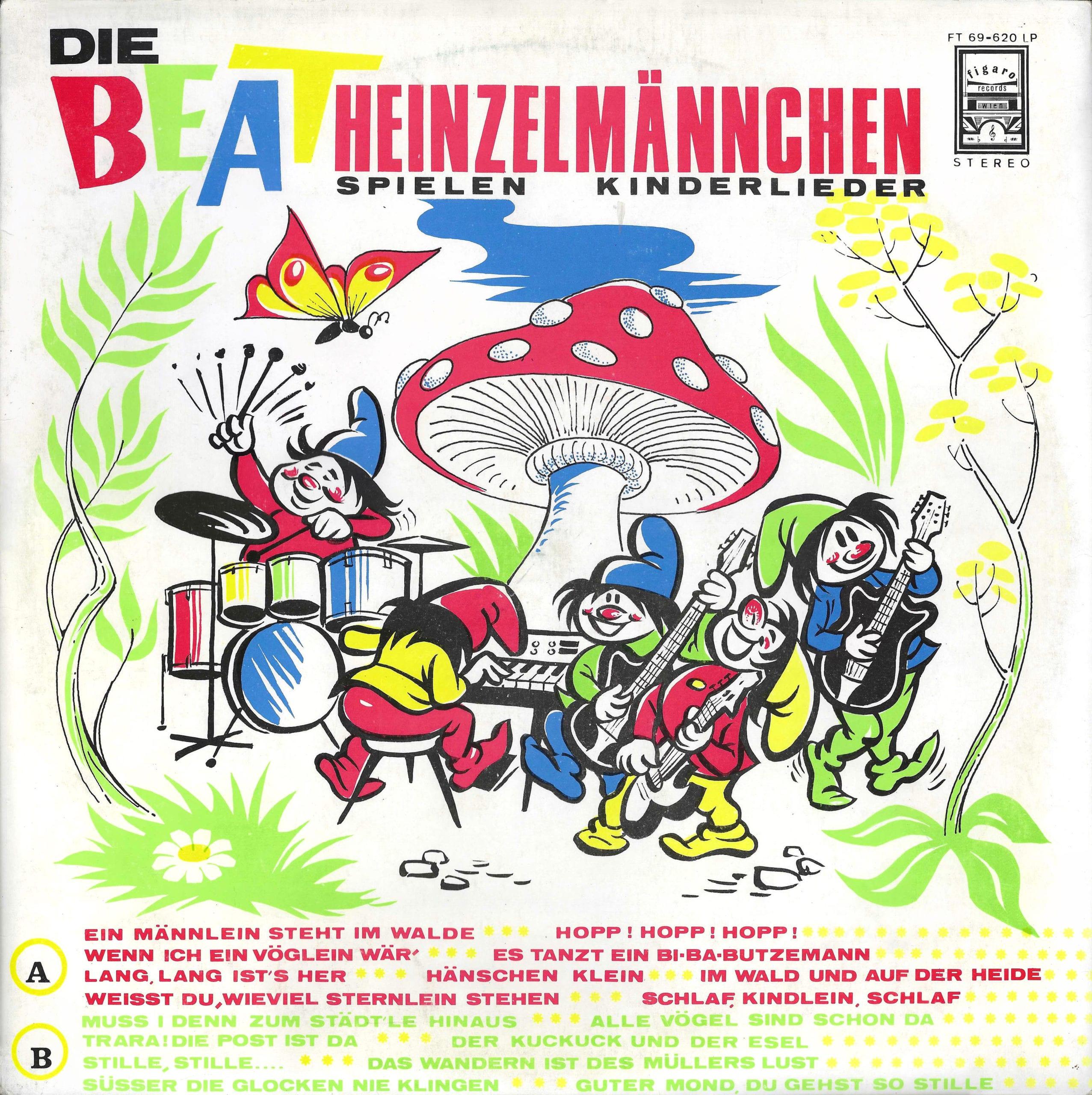 Beatheinzelmännchen – 1