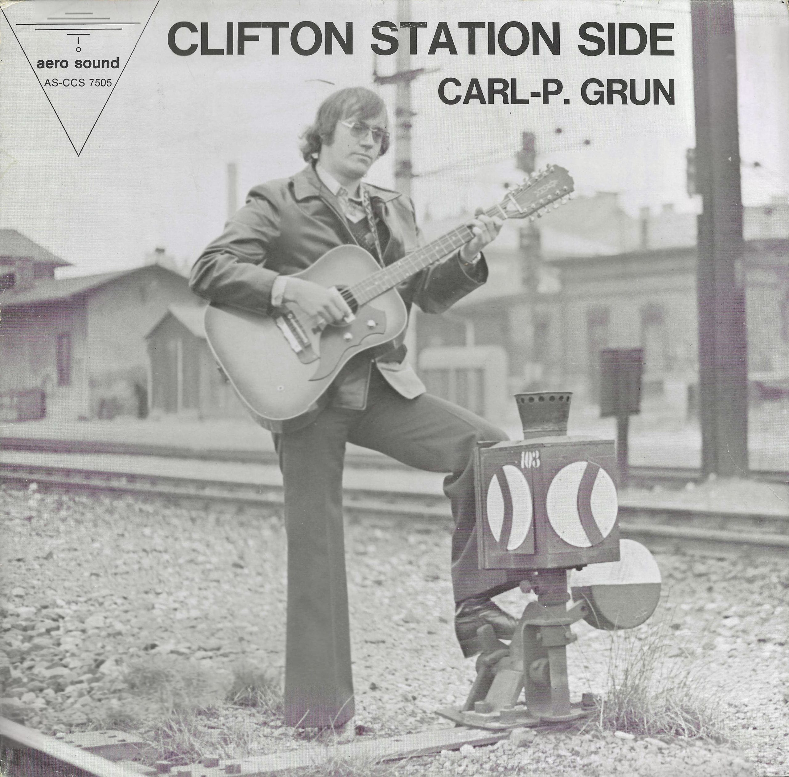 Clifton Station Side – 1