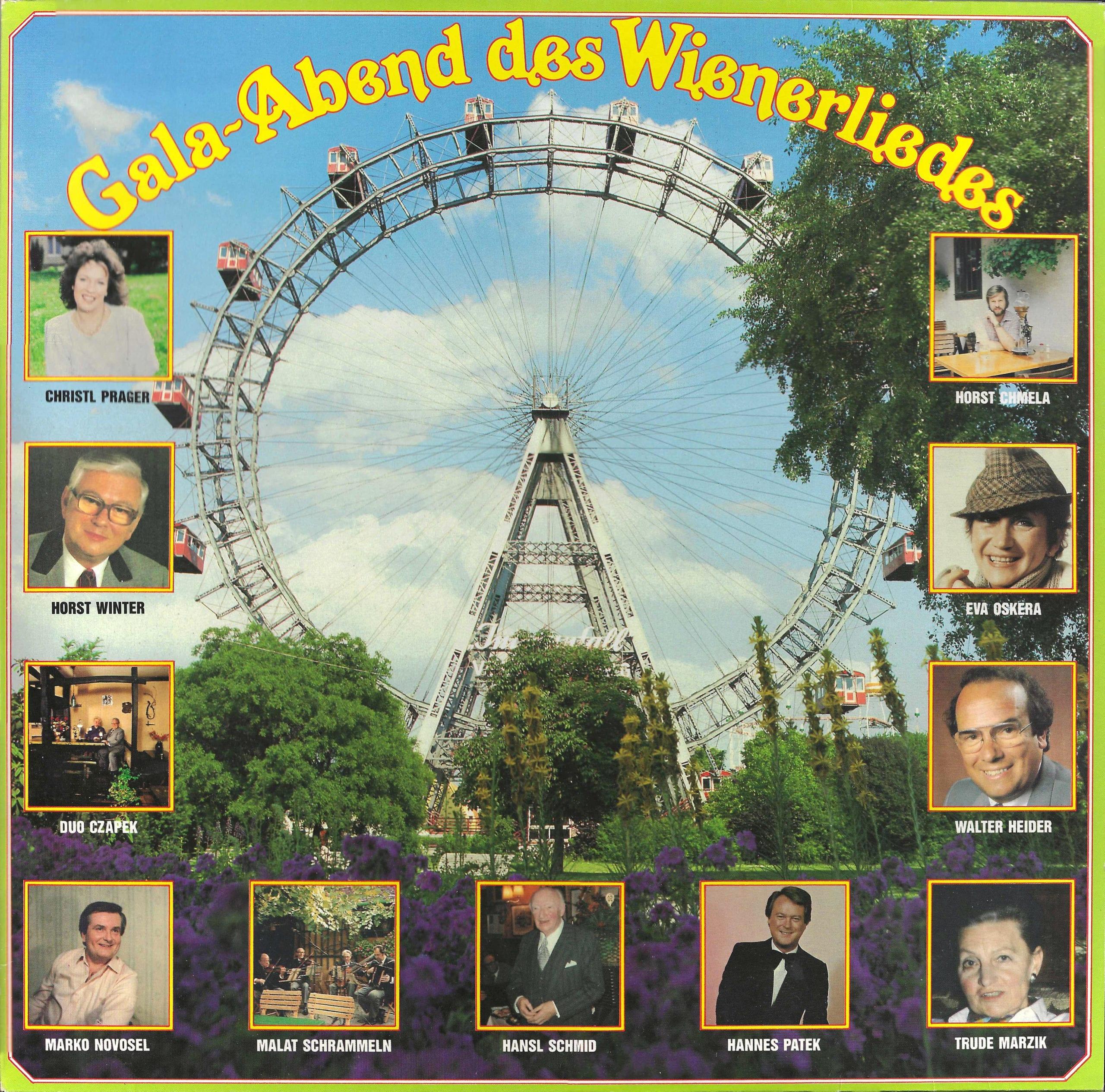 Gala-Abend des Wienerliedes – 1