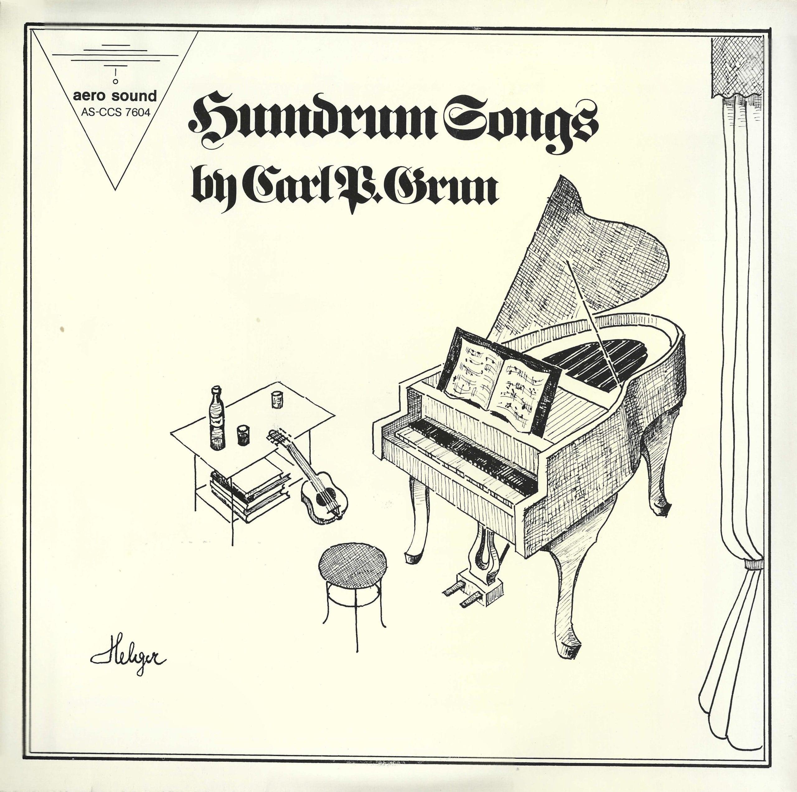 Humdrum Songs – 1