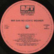 Mir san no echte Weaner – 3