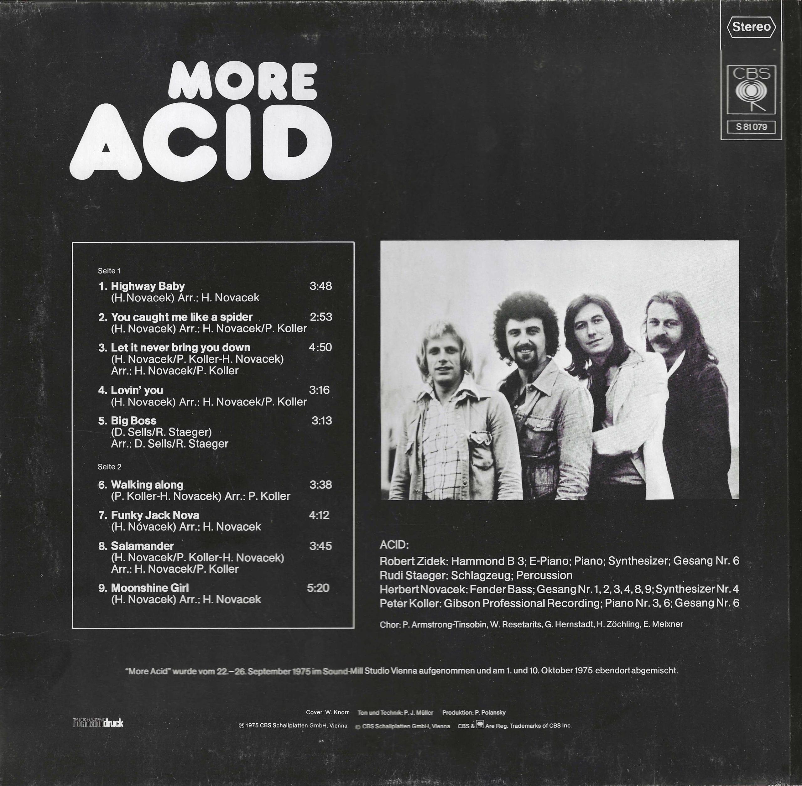 More Acid – 2