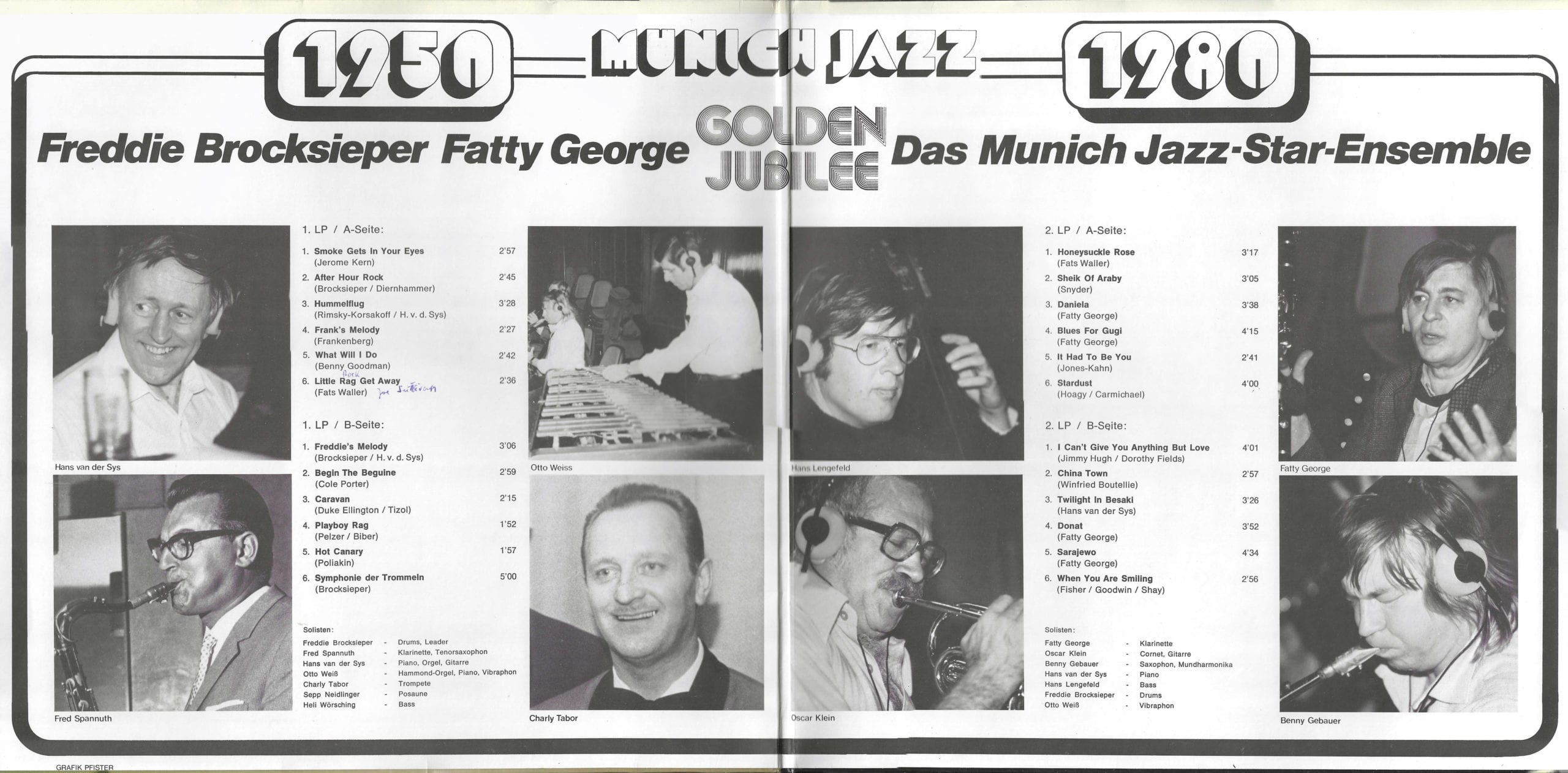 Munich Jazz – 2-3