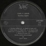 Sunday Down – 3