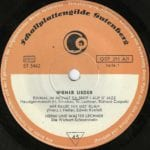 Wiener Lieder – 3