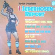 1. Lederhosen-Report – 1