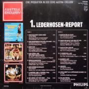 1. Lederhosen-Report – 2