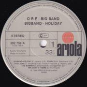 Bigband – Holiday – 3