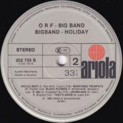 Bigband – Holiday – 4