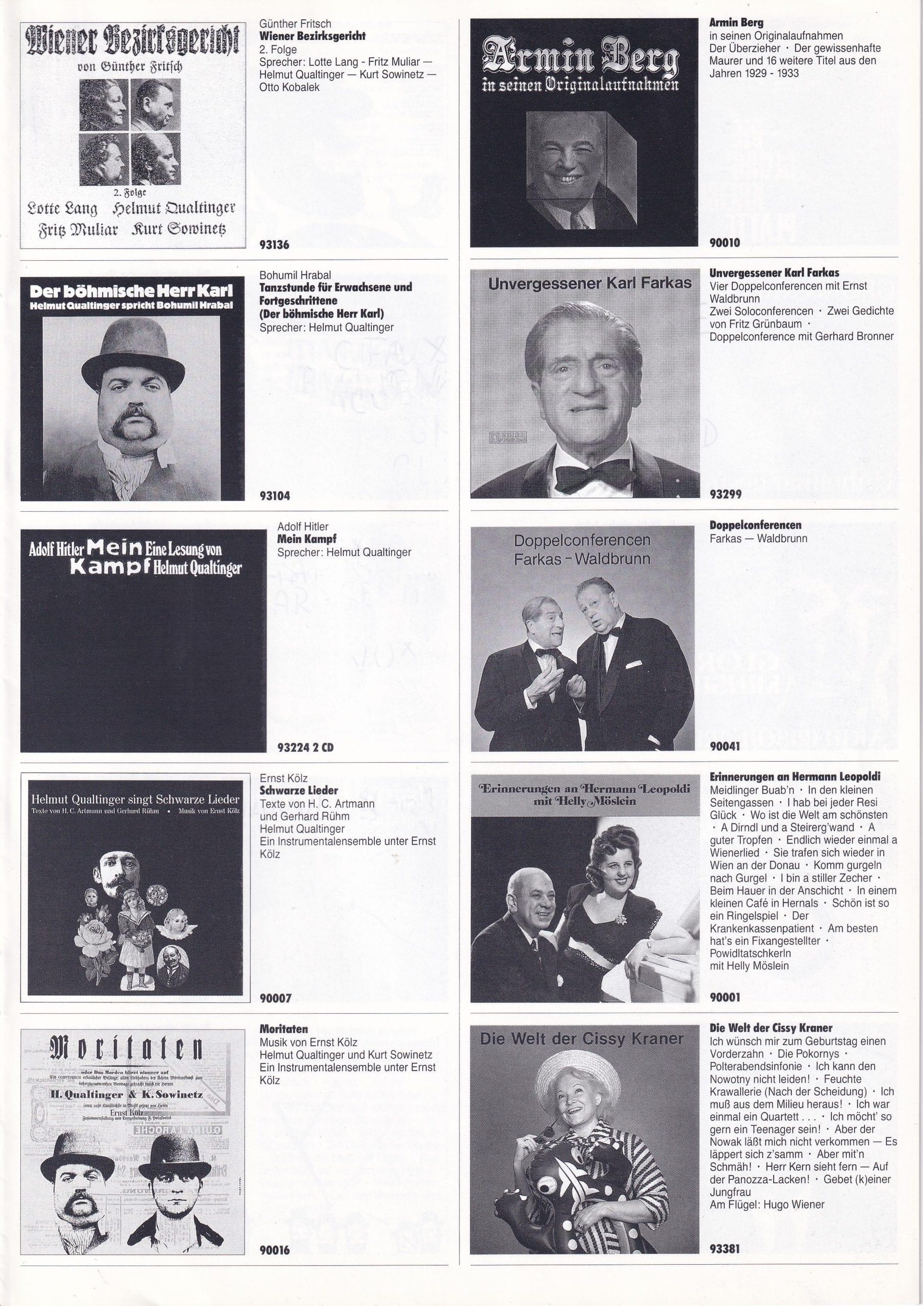 CD-Gesamtverzeichnis – 3