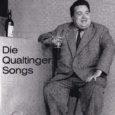 Die Qualtinger Songs – 1