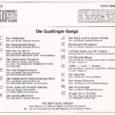 Die Qualtinger Songs – 5