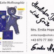 Glaube Liebe Hoffnungskarte – 2