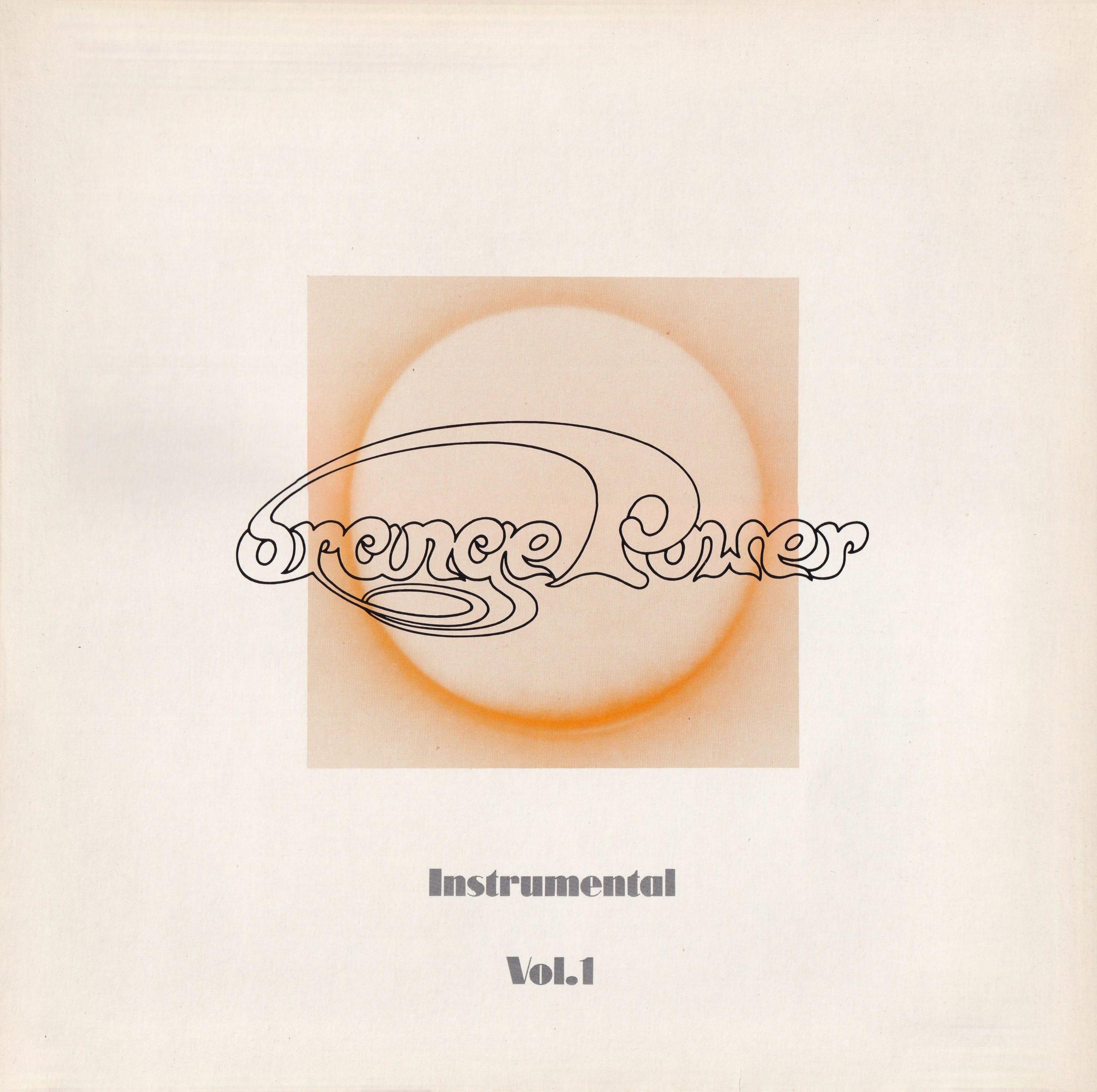 Instrumental, Vol. 1 – 1