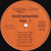Instrumental, Vol. 1 – 3