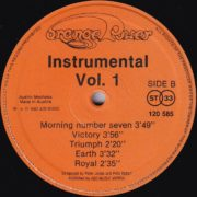 Instrumental, Vol. 1 – 4
