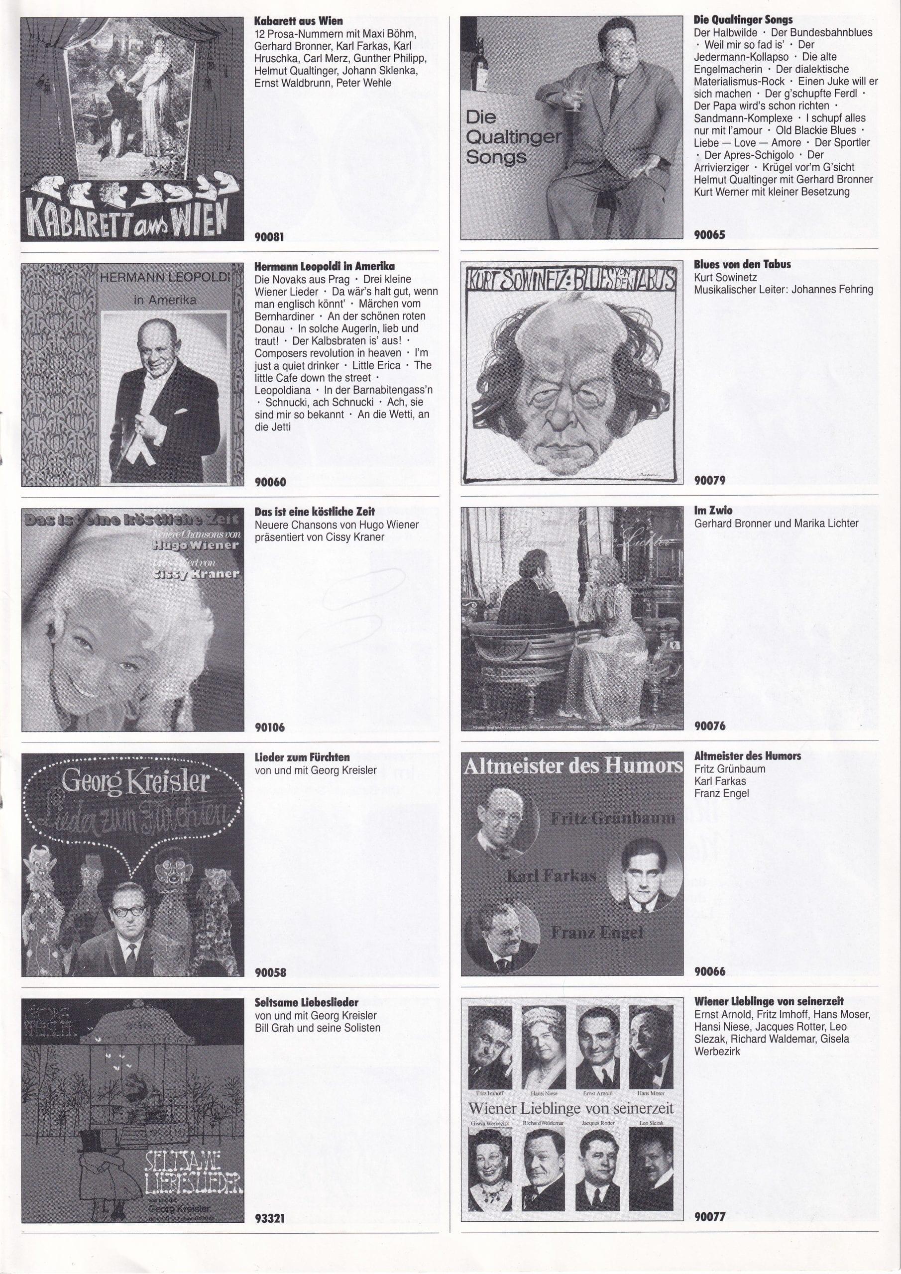 Nachtrag 1992 – 3