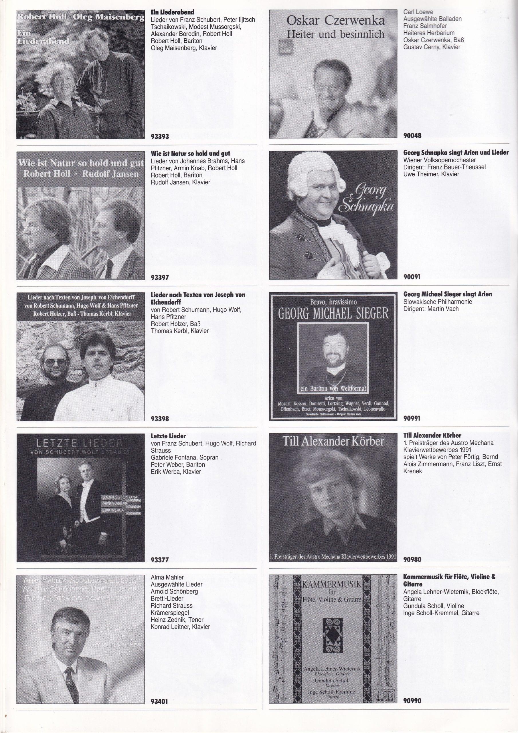 Nachtrag 1992 – 8