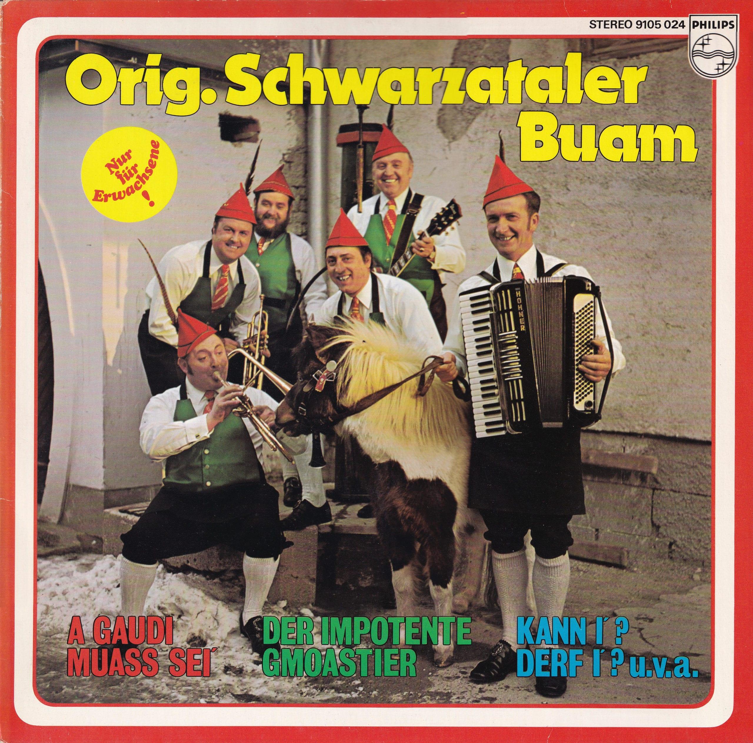 Original Schwarzataler Buam – 1