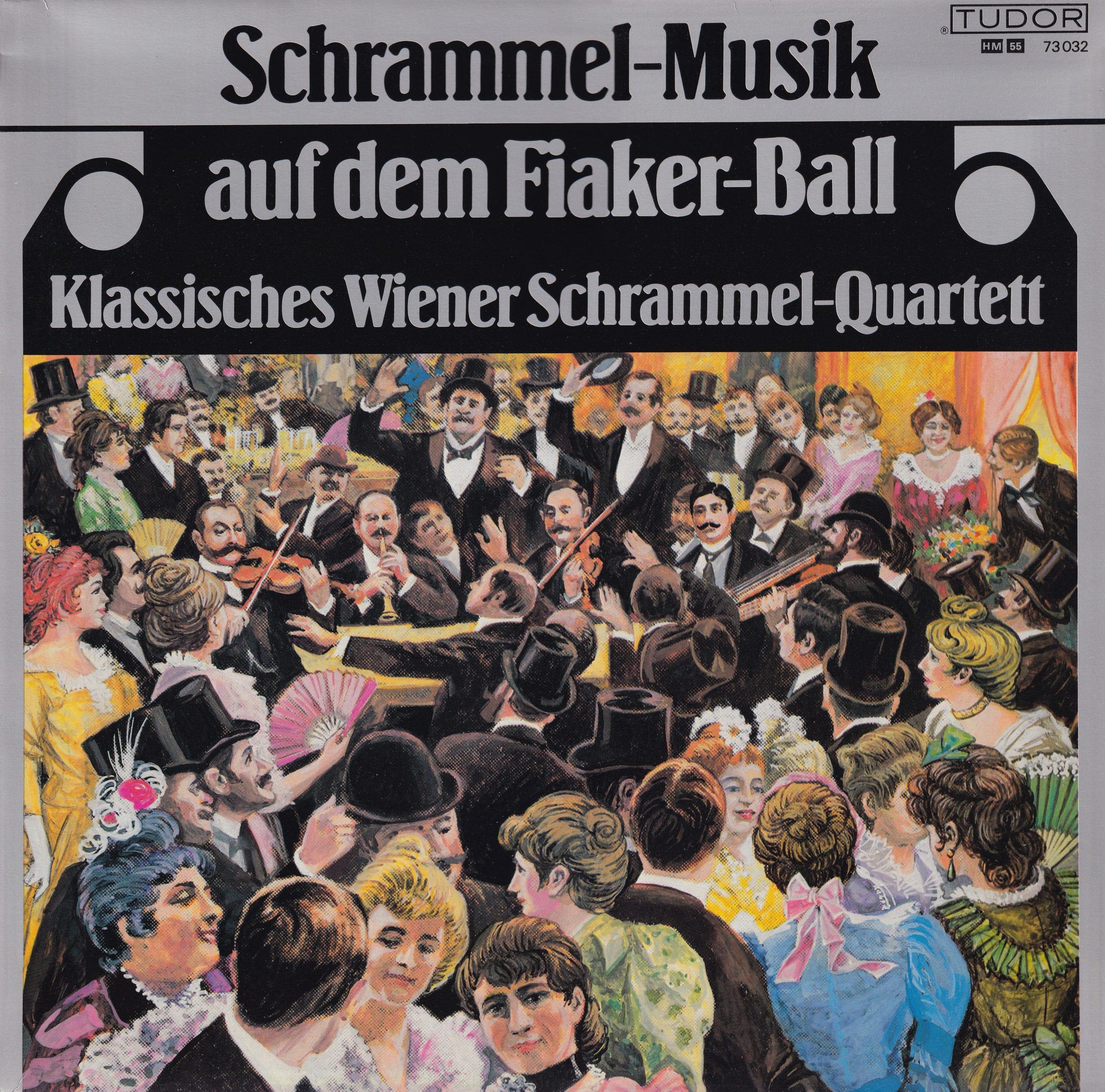 Schrammel-Musik auf dem Fiaker-Ball – 1