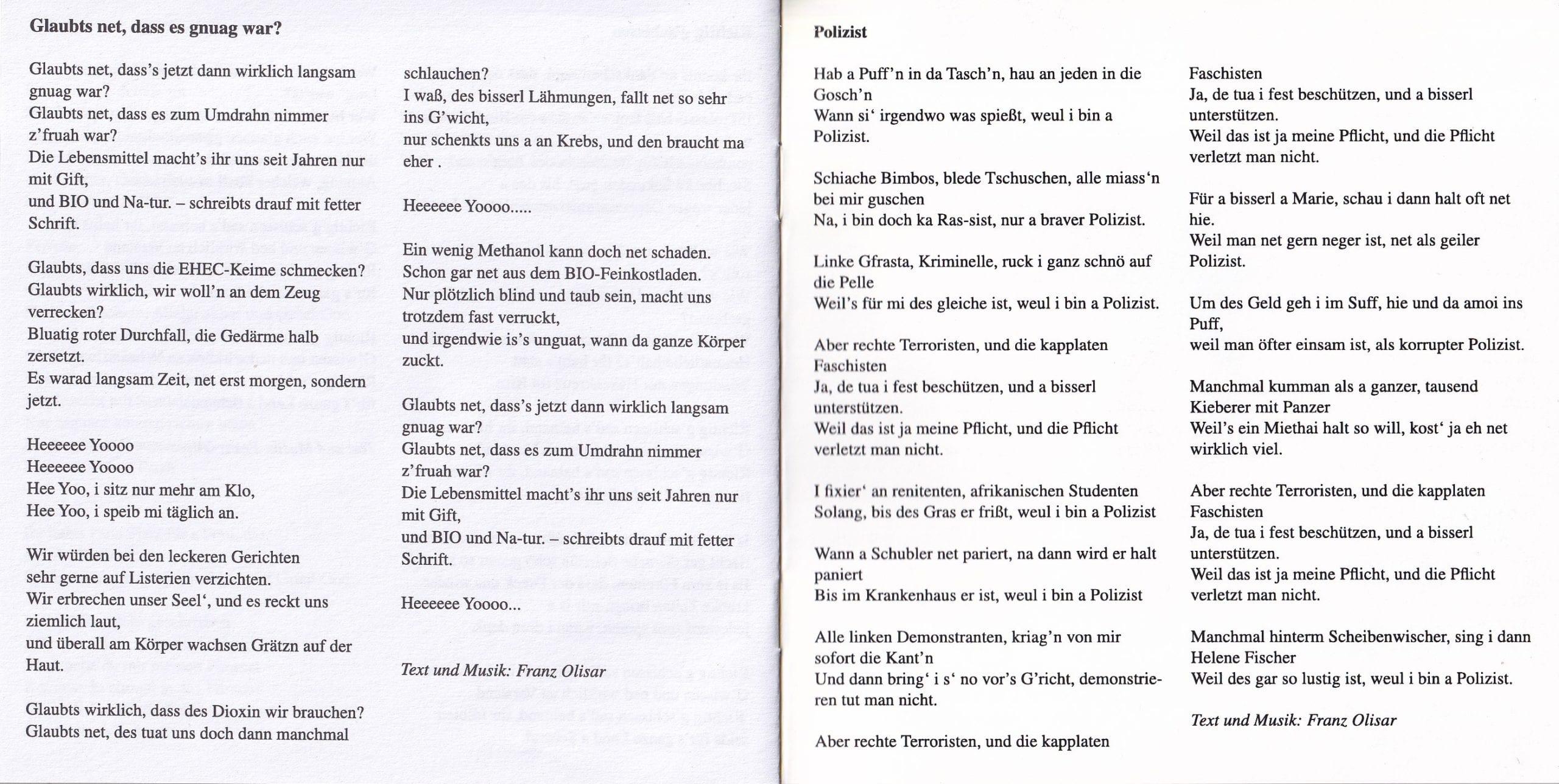 Widerstandslieder 2014 – Booklet – 14-15