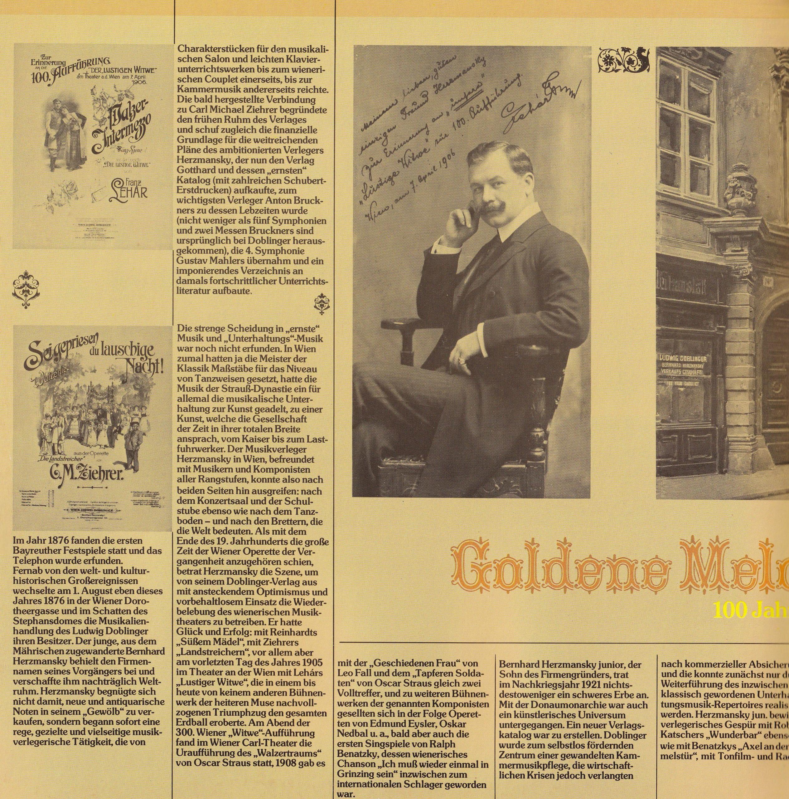 Goldene Melodien aus Wien – 2
