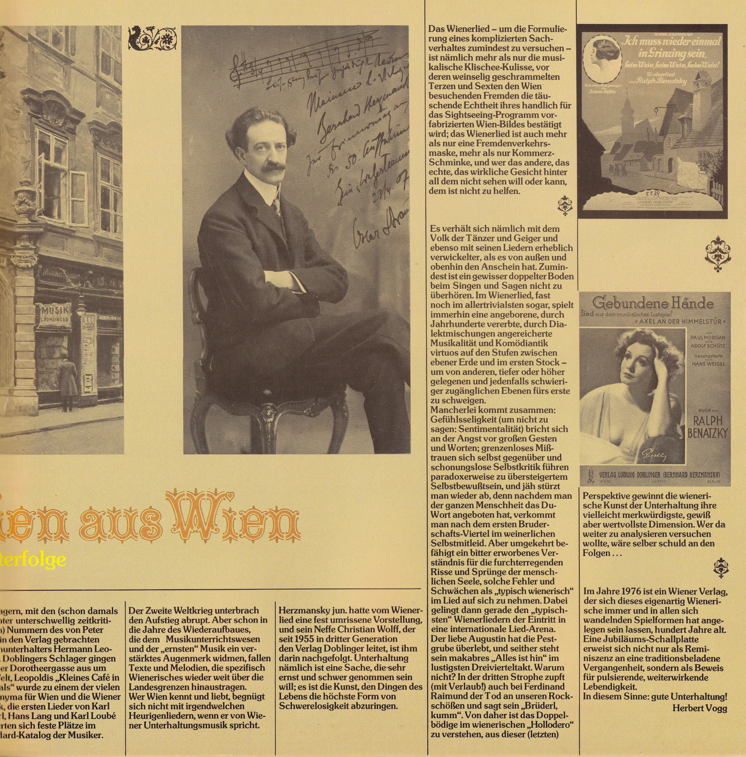 Goldene Melodien aus Wien – 3