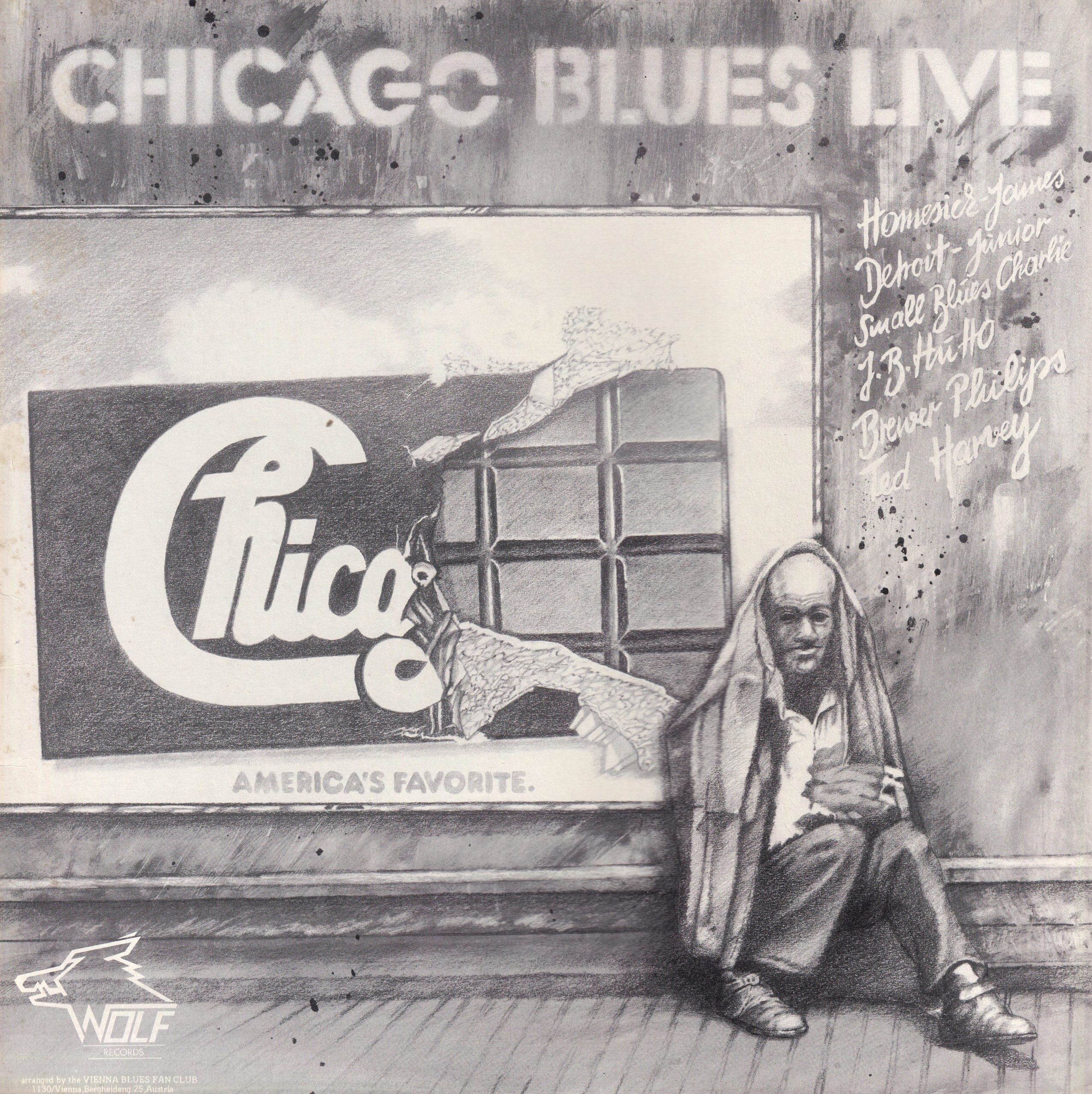 Chicago Blues Live – 1