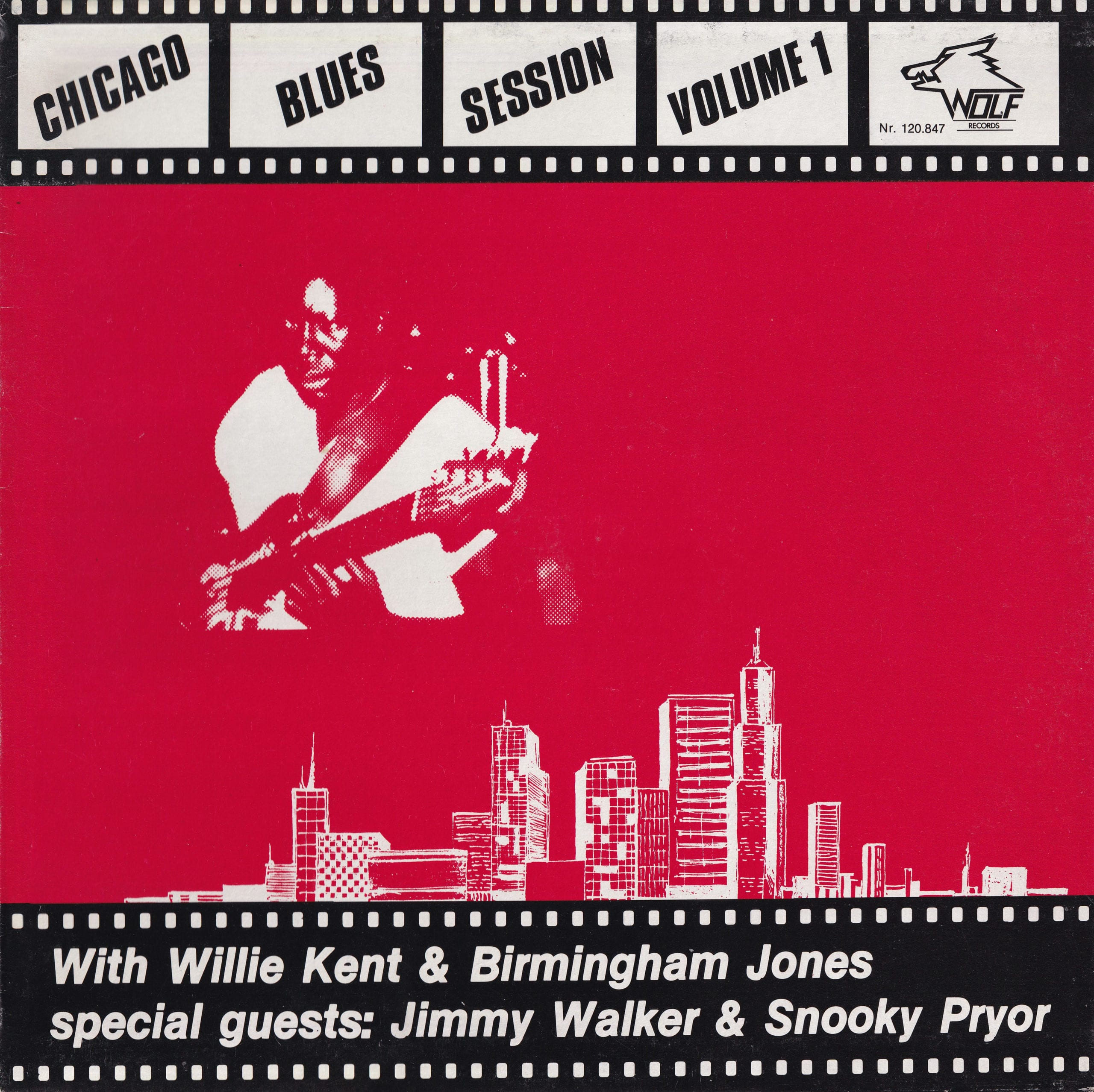 Chicago Blues Session Vol. 1 – 1