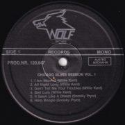 Chicago Blues Session Vol. 1 – 3
