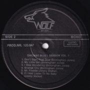 Chicago Blues Session Vol. 1 – 4