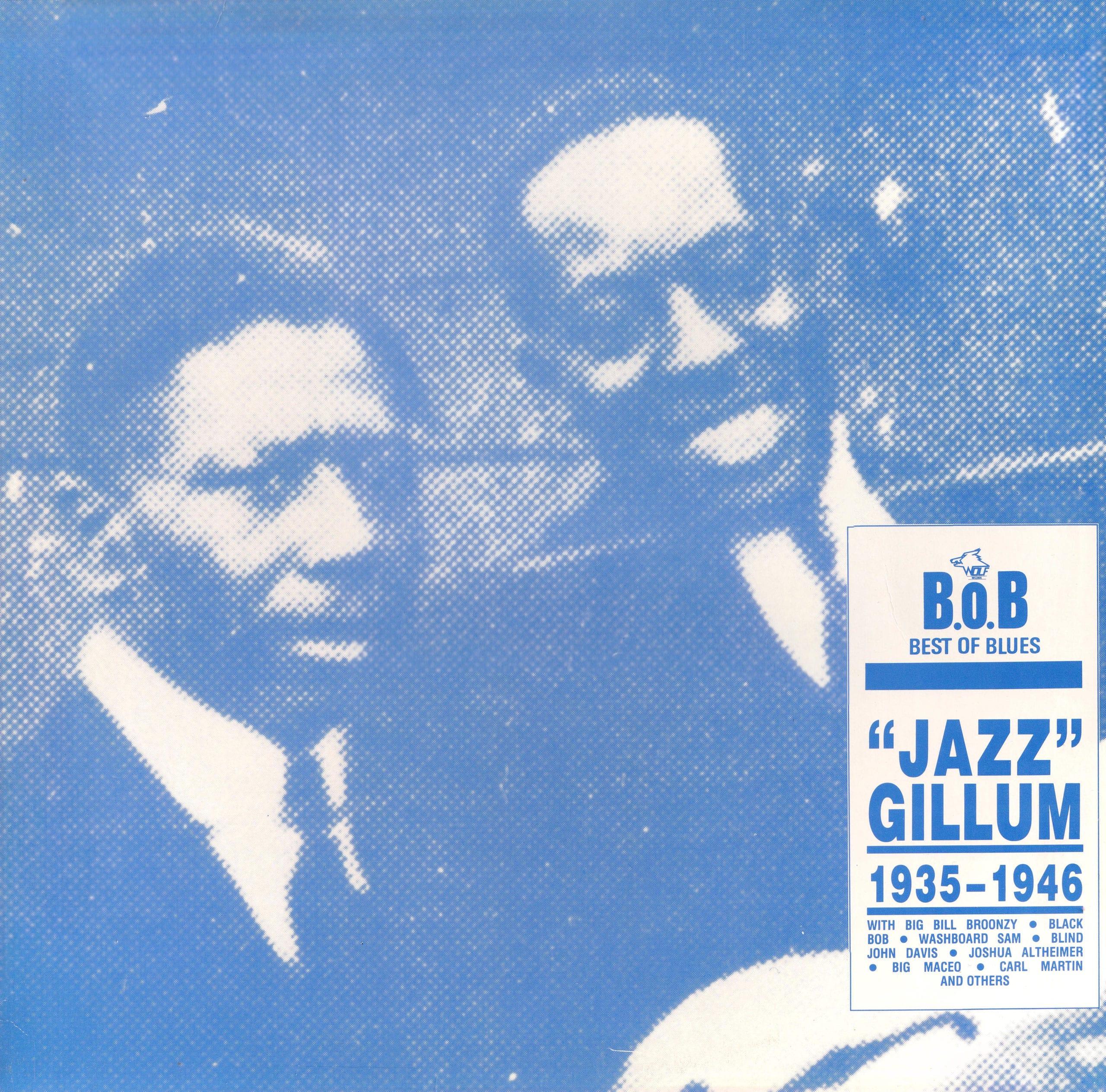 Jazz Gillum – 1
