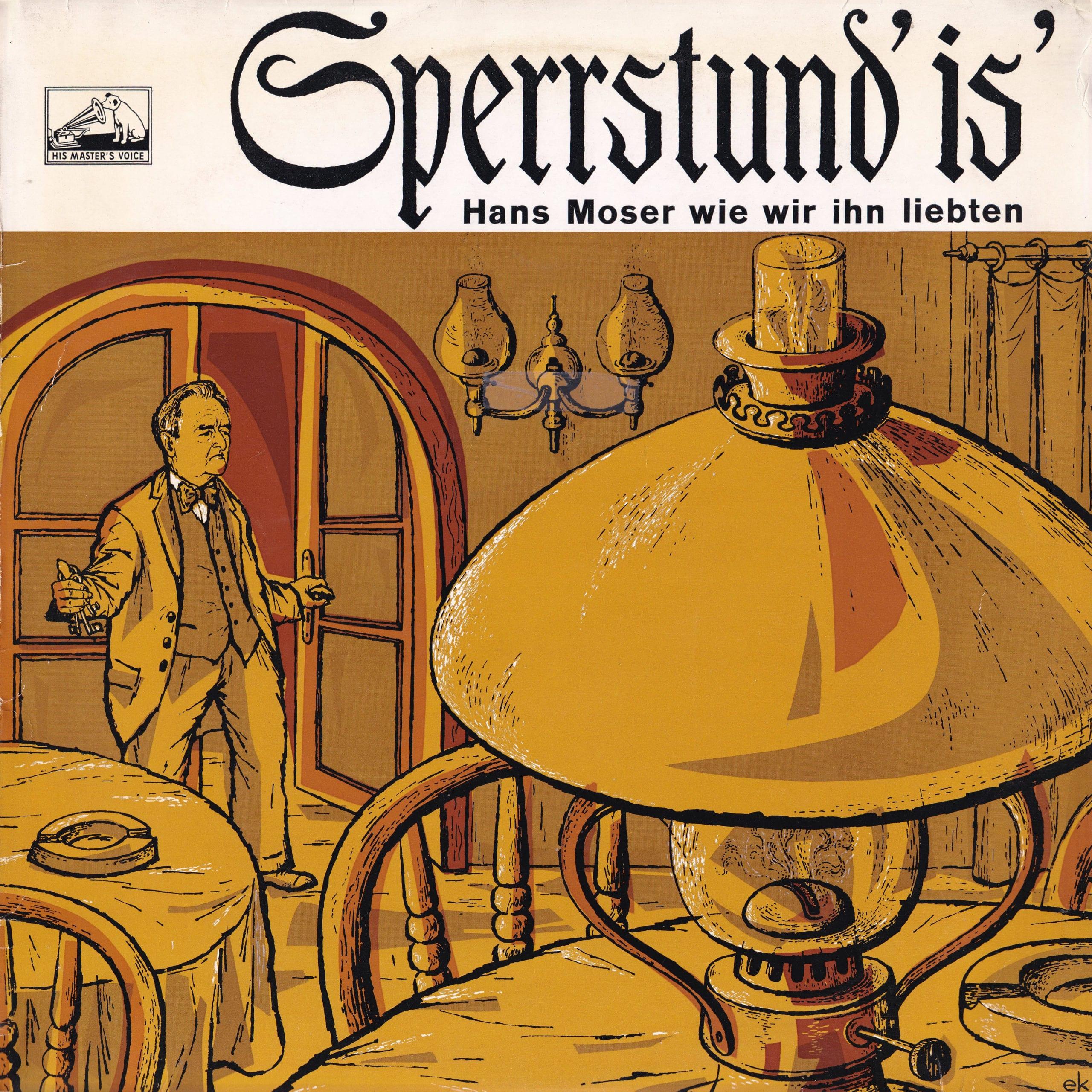 Sperrstund is I