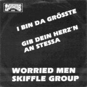 Worried Men Skiffle Group – I bin da Grösste-Gin den Herzn an Stessa – Lesborne 2003 – A 1980