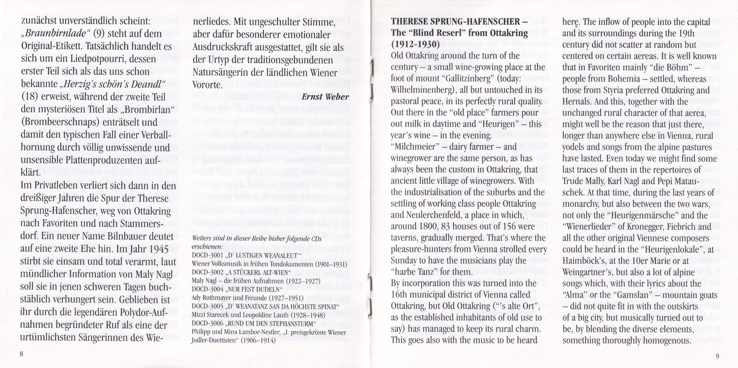 A wengerl a Musi – Booklet – 8-9