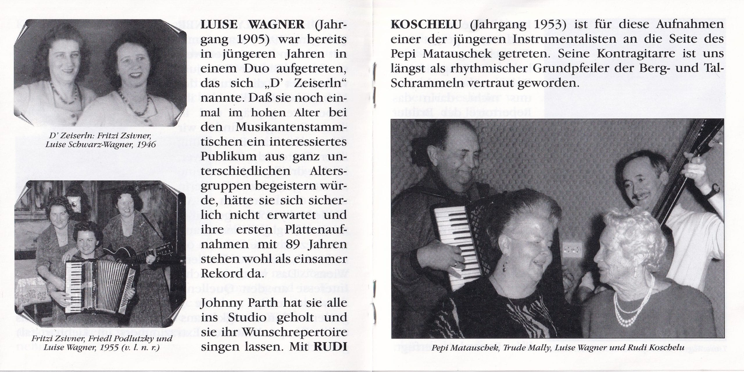 Dös is mei Hoamatle – Booklet – 6-7