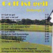 Golfsongs 2 – 2