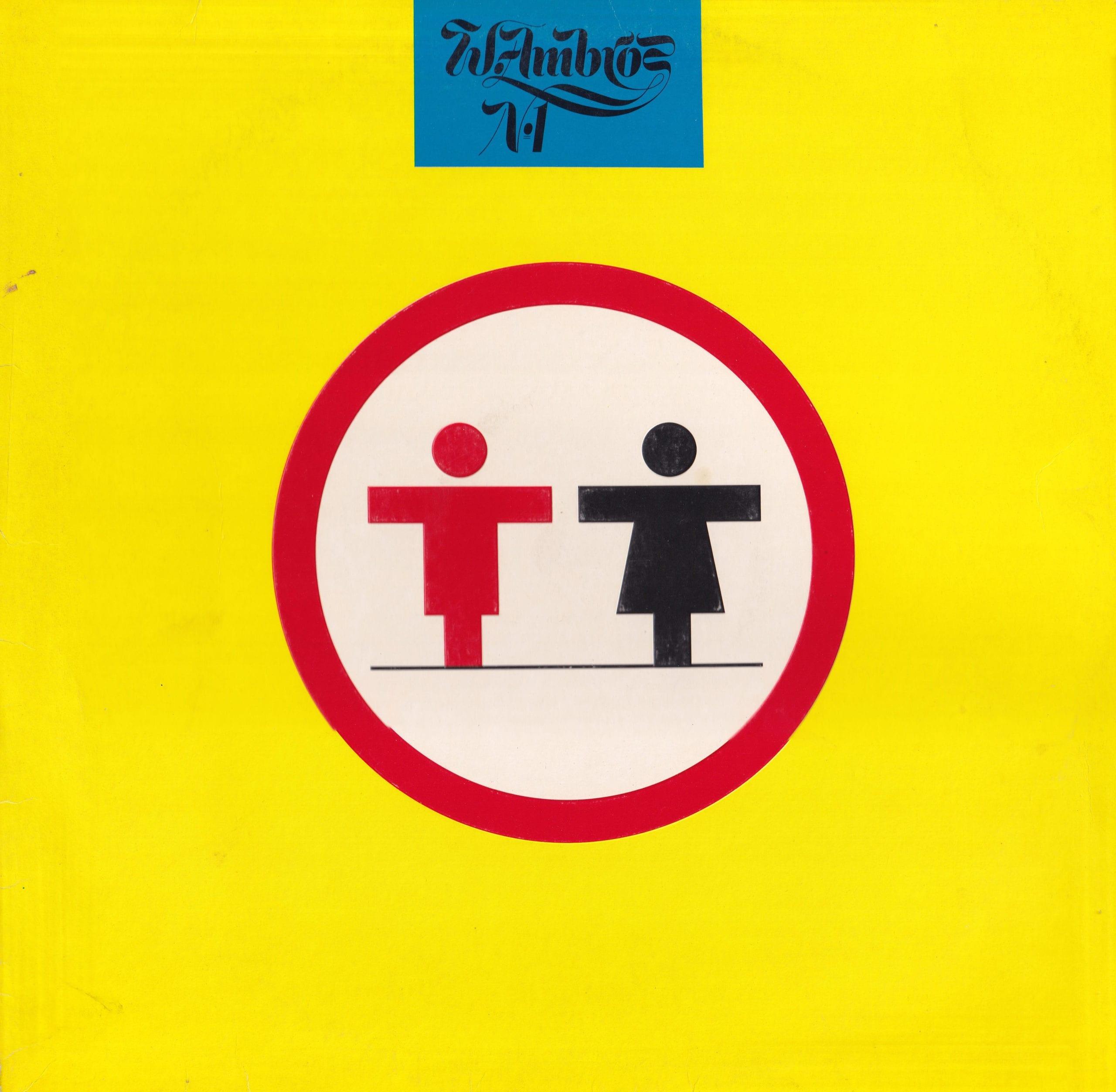 Mann und Frau – 1