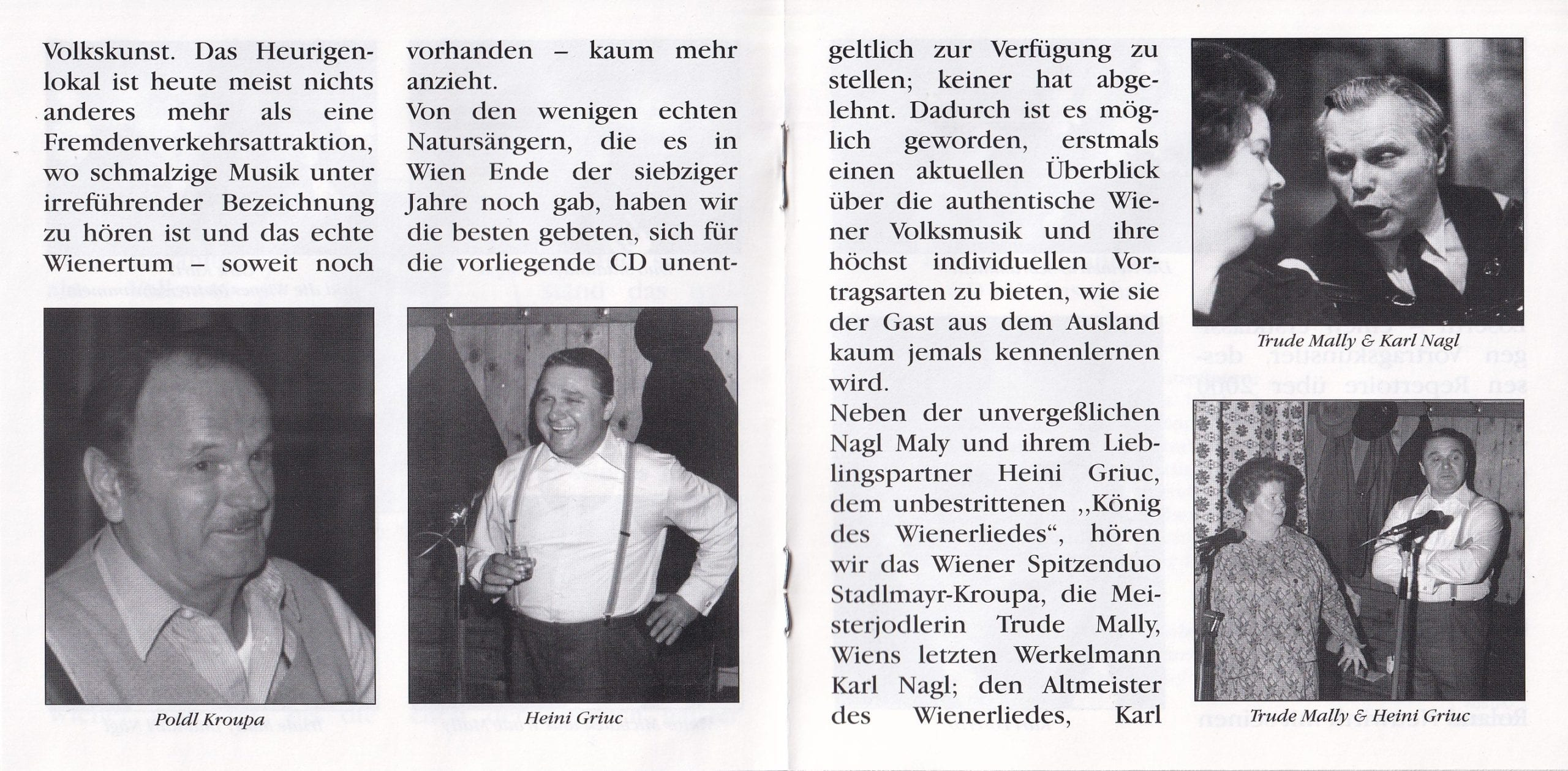 S Weaner Gmüat – Booklet 4-5