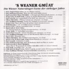 S Weaner Gmüat – Booklet 8