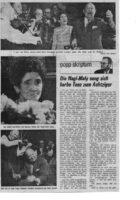 1973 Maly Nagl Zeitungsbericht