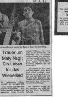 1977 Maly Nagl Todesberichte