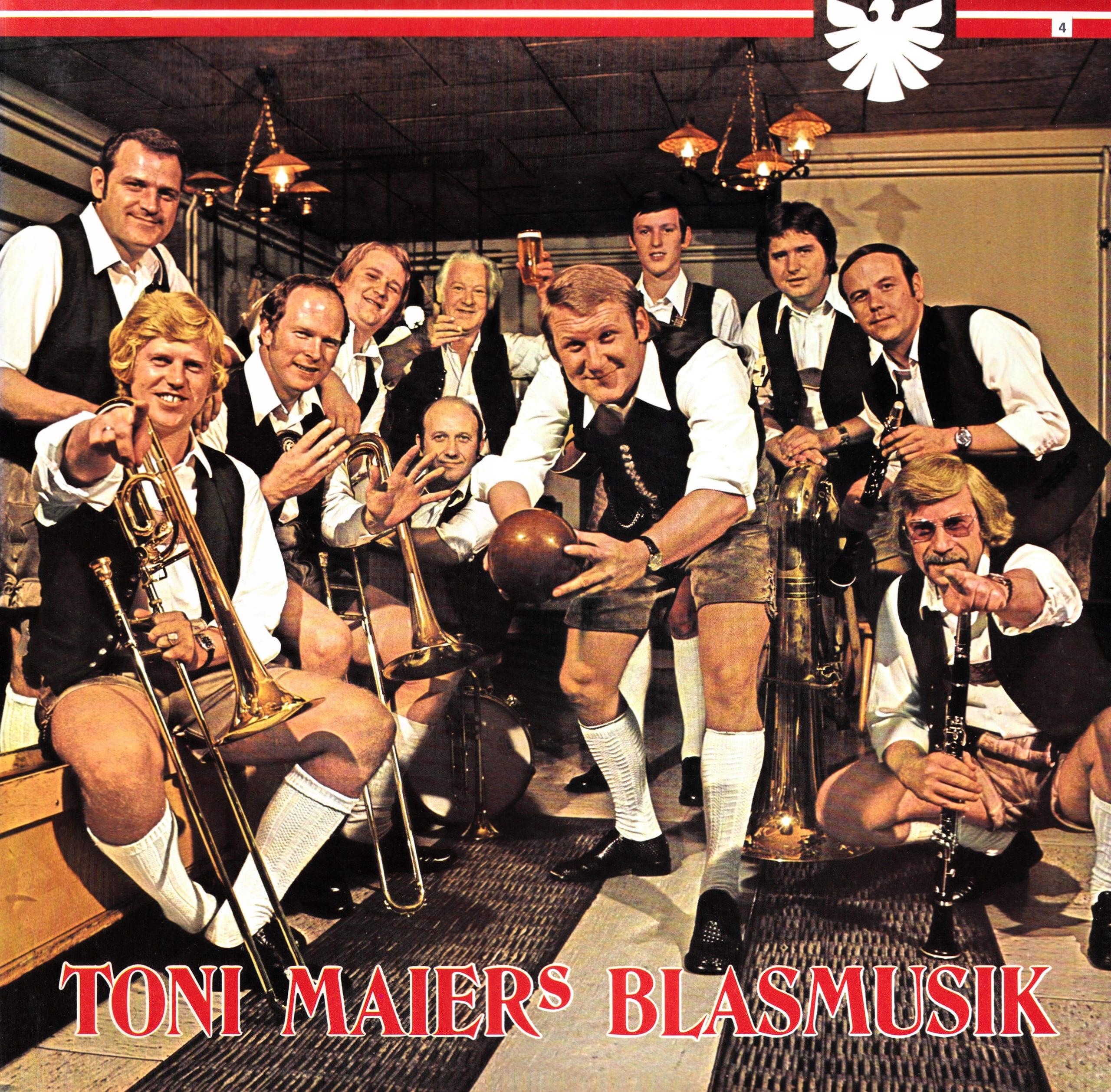 Toni Maiers Blasmusik – 1